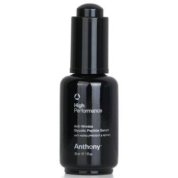 Anthony Logistics For Men Anti-Wrinkle Glycolic Peptide Serum  30ml/1oz