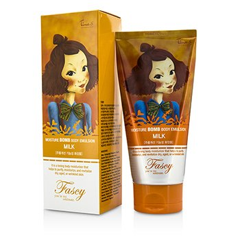 Fascy Moisture Bomb Body Emulsion - Milk 150ml/5oz