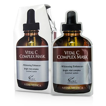 A.H.C Vital C Complex Mask - Whitening Enhancer 5x30g/1oz