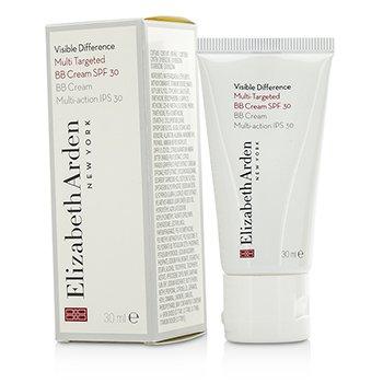 Elizabeth Arden Visible Difference Multi Targeted BB Cream SPF30 - #01 Vanilla 30ml/1oz