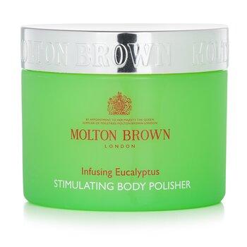 Molton Brown Infusing Eucalyptus Stimulating Body Polisher  275g/9.7oz
