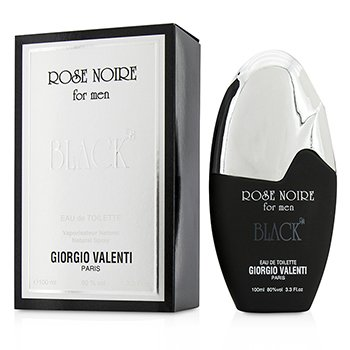 Giorgio ValentiRose Noire Black Eau De Toilette Spray 100ml/3.3oz
