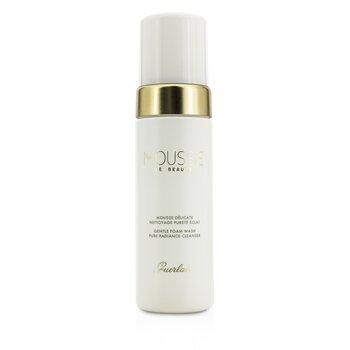 GuerlainPure Radiance Cleanser - Mousse De Beaute Gentle Foam Wash 150ml/5oz