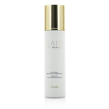 GuerlainPure Radiance Cleanser - Lait De Beaute Gentle Cleansing Satin Milk 200ml/6.7oz