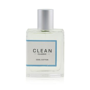 CleanClean Cool Cotton Eau De Parfum Spray 60ml/2.14oz