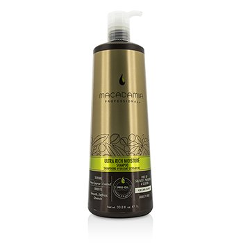 Macadamia Natural OilProfessional Ultra Rich Moisture Shampoo 1000ml/33.8oz