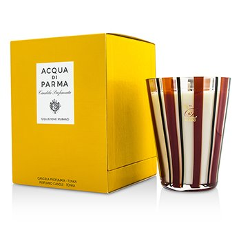 Image of Acqua Di Parma Murano Glass Perfumed Candle - Tonka 200g/7.05oz