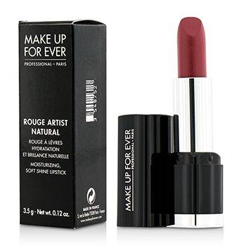 Make Up For Ever Rouge Artist Natural Soft Shine Lipstick - #N12 (Warm Pink) 3.5 make up