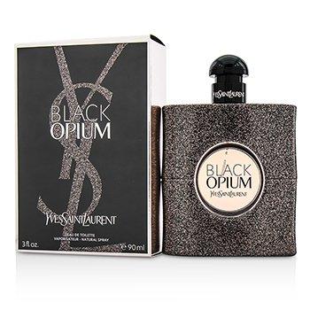 Yves Saint Laurent Black Opium Eau De Toilette Spray  90ml/3oz