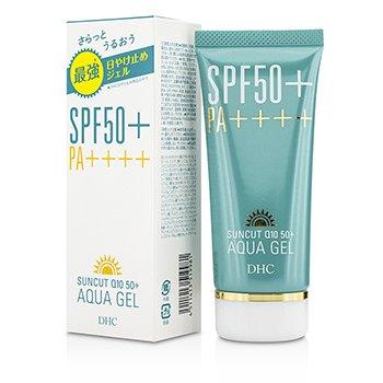 DHC Sun Cut Q10 50+ Aqua Gel SPF50+ PA++++ 60g22oz