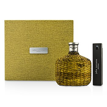 John VarvatosArtisan Coffret: Eau De Toilette Spray 125ml/4.2oz + Eau De Toilette Travel Spray 17ml/0.57oz 2pcs