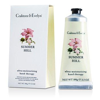 Crabtree & EvelynSummer Hill Terapia de Manos Ultra-Hidratante 100g/3.5oz