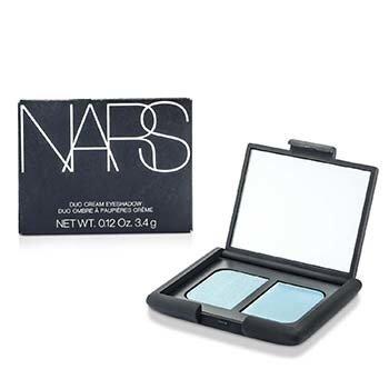 NARS Duo Cream Sombra de Ojos Crema - Burn It Blue  3.4g/0.12oz