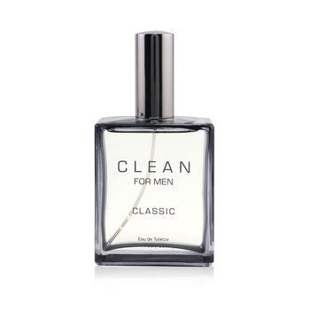 Clean Clean For Men Classic Eau De Toilette Spray  100ml/3.4oz