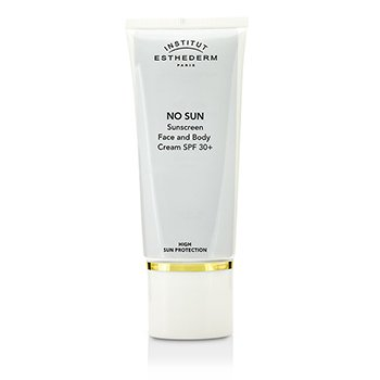 Esthederm No Sun High Protection Cream SPF 30 (Unboxed) 50ml/1.6oz