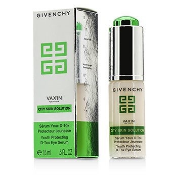 Givenchy Vax'In For Youth City Skin Solution Омолаживающая Сыворотка для Век 15ml/0.5oz