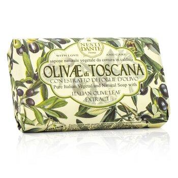Натуральное Мыло с Экстрактом Итальянской Оливы - Olivae Di Toscana 150g/3.5oz