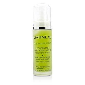 GatineauClear & Perfect Sebo-Regulating Concentrate (For Oily/ Combination Skin) (Unboxed) 30ml/1oz