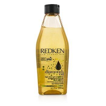 Купить Diamond Oil Сияющий Гелевый Кондиционер (для Тусклых Волос) 250ml/8.5oz, Redken