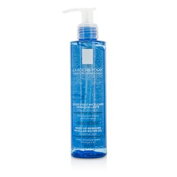 La Roche PosayPhysiological Make-Up Remover Micellar Water Gel - For Sensitive Skin 195ml/6.59oz