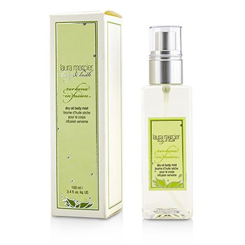 Laura Mercier Verbena Infusion Dry Oil Body Mist  100ml/3.4oz