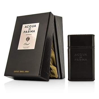 Acqua Di Parma Acqua di Parma Colonia Oud Eau De Cologne Concentree Leather Travel Spray  30ml/1oz