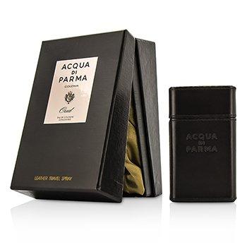 Acqua Di ParmaAcqua di Parma Colonia Oud Eau De Cologne Concentree Leather Travel Spray 30ml/1oz