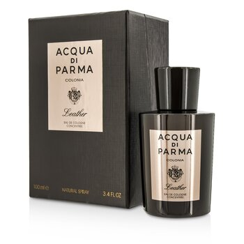 Acqua Di ParmaColonia Leather Eau De Cologne Concentree Spray 100ml/3.4oz
