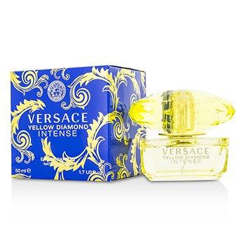 Купить Yellow Diamond Intense Парфюмированная Вода Спрей 50ml/1.7oz, Versace