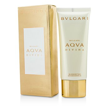 BvlgariAqva Divina Bath & Shower Gel 100ml/3.4oz