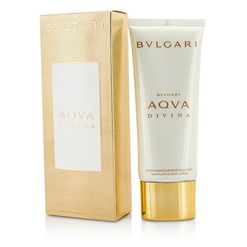 BvlgariAqva Divina Scintillating Body Lotion 100ml/3.4oz