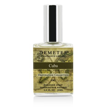Demeter Cuba Cologne Spray (Destination Collection) 30ml/1oz