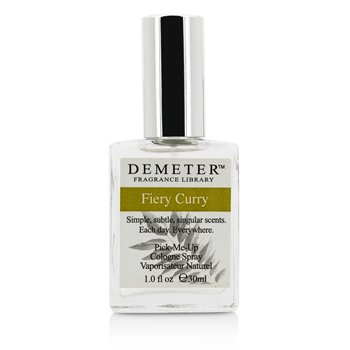 Demeter Fiery Curry Cologne Spray  30ml/1oz