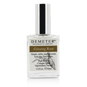 Demeter Ginseng Root Cologne Spray  30ml/1oz