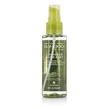Alterna Bamboo Shine Luminous Shine Mist (For Strong  Brilliantly Glossy Hair) 100ml/4oz