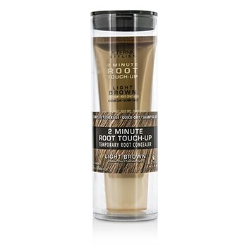 AlternaStylist 2 Minute Root Touch-Up Temporary Root Concealer - # Light Brown 30ml/1oz