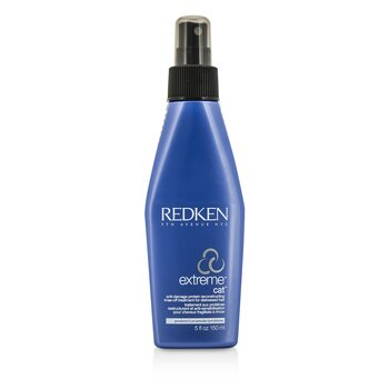 Redken Extreme Cat Anti-Damage Protein Reconstructing Rinse-Off Treatment (For Distressed Hair)  150ml/5oz