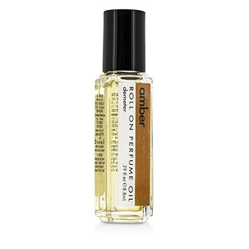 Demeter Amber Roll On Perfume Oil 8.8ml/0.29oz