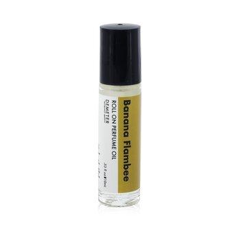 DemeterBanana Flambee Roll On Perfume Oil 8.8ml/0.29oz