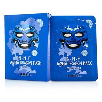 Gangbly Aqua Dragon Mask - N.M.F 10x27ml