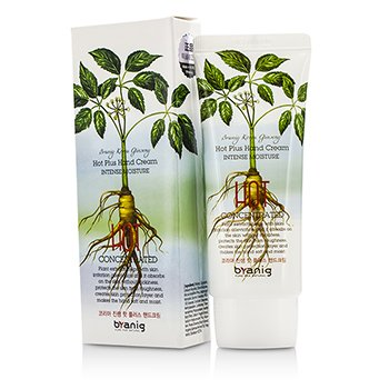 Branig Korea Ginseng Hot Plus Hand Cream 70ml/2.37oz