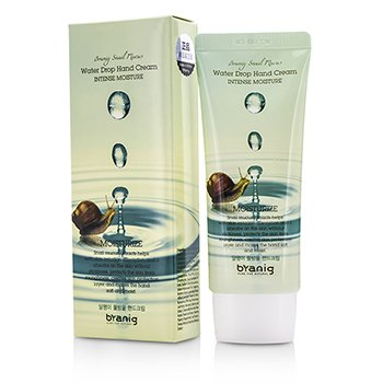 Branig Snail Mucus Water Drop Hand Cream 70ml/2.37oz