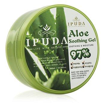 IPUDA 97% 芦荟舒缓啫喱 300ml/10.56oz
