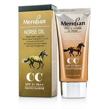 Meridian CC Cream SPF41 – Horse Oil 50g/1.7oz