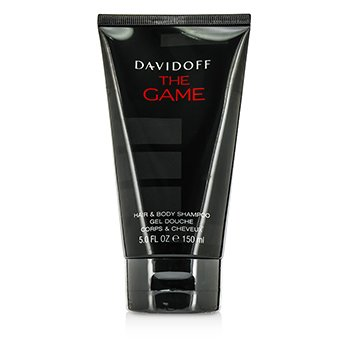 Davidoff The Game Hair & Body Shampoo  150ml/5oz