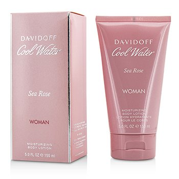 DavidoffCool Water Sea Rose Body Lotion 150ml/5oz