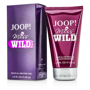 JoopMiss Wild Sensual Shower Gel 150ml/5oz