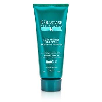 Kerastase Resistance Soin Premier Therapiste Fiber Quality Renewal Care (For Very Damaged  Over-Porcessed Fine Hair) 200ml/6.8oz
