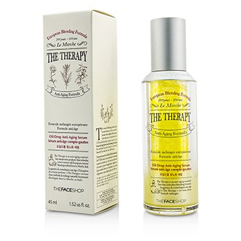 The Face Shop The Therapy Oil-Drop Anti-Aging Serum 45ml/1.52oz
