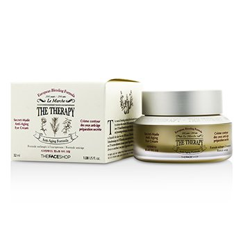 The Face Shop The Therapy Secret-Made Anti-Aging Eye Cream 32ml/1.08oz